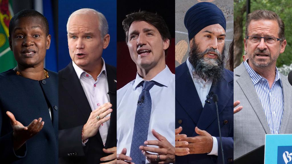 Political leaders