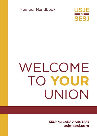 Cover of Member Handbook
