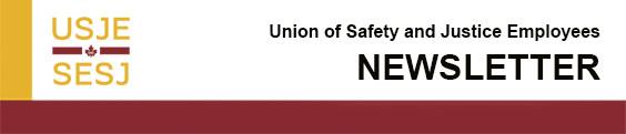 Header Image for USJE Member Newsletter